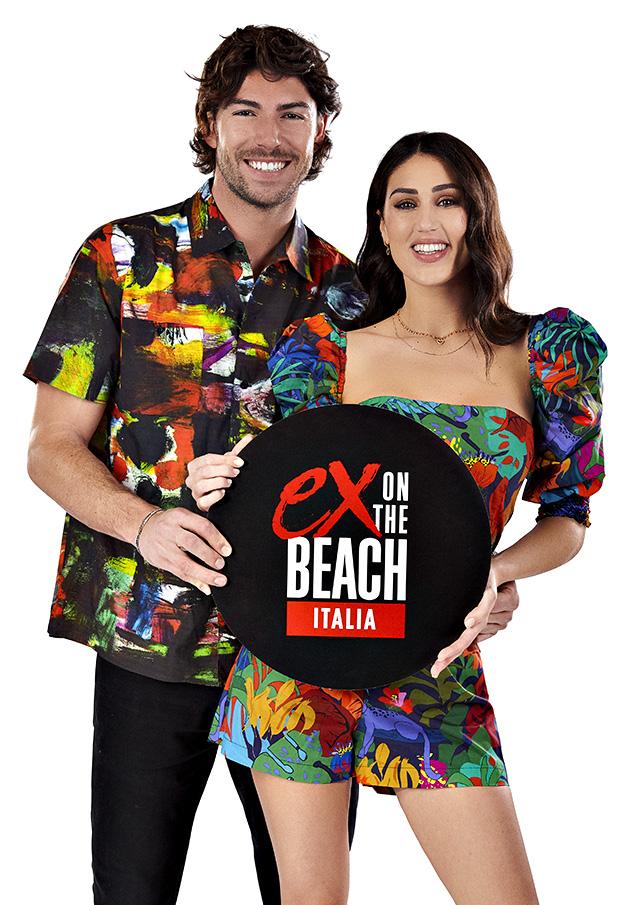 Cecilia e Ignazio in un'altra foto scattata per la campagna pubblicitaria del programma di Mtv, che andrà in onda da mercoledì 22 gennaio alle 22.50