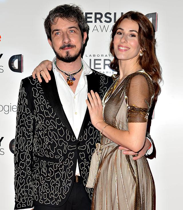 Paolo Ruffini, 41 anni, con Diana Del Bufalo, 29, ai tempi del loro amore