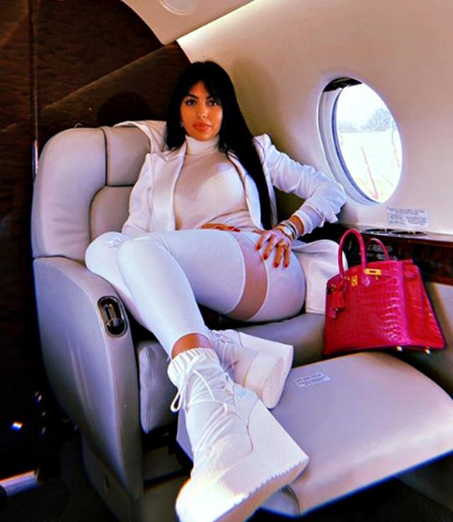 Georgina Rodriguez: 'Ho detto di sì a Sanremo perché desidero lavorare ed essere autonoma'