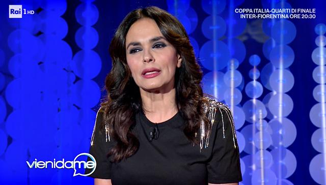 Maria Grazia Cucinotta su Nathaly Caldonazzo:'Mi ha fatto male, ma le devo il mio successo'