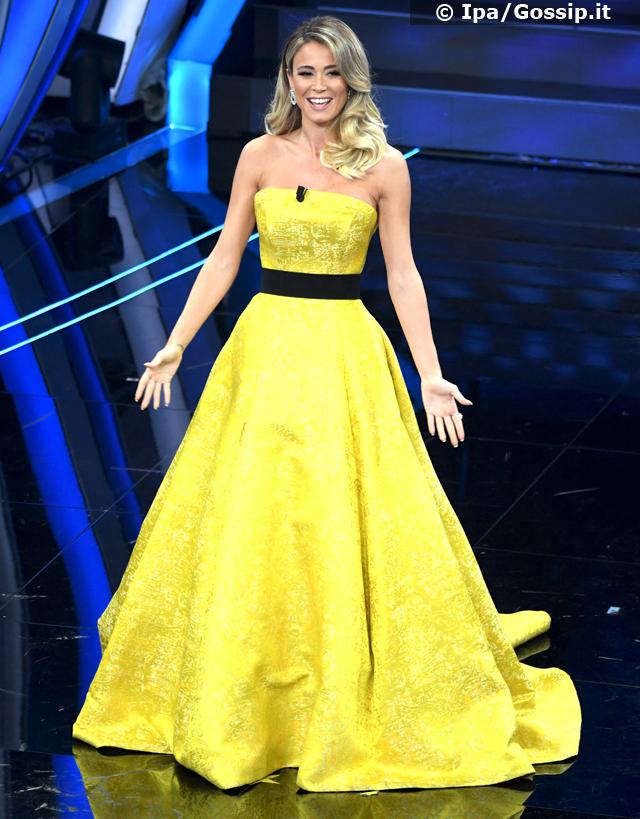 Sanremo 2020, le donne della prima serata sono Diletta Leotta e Rula Jebreal che incantano