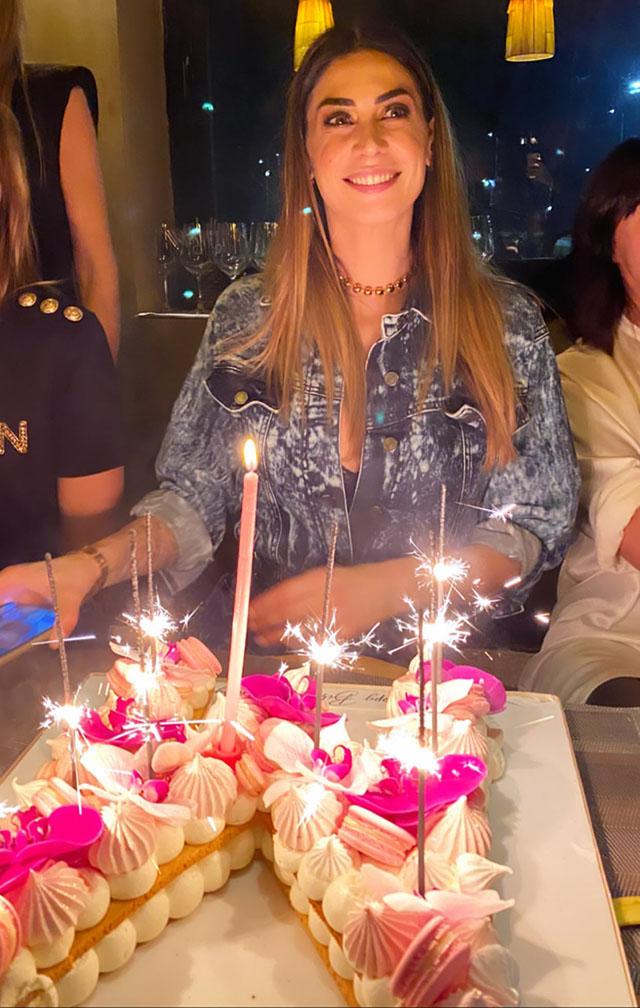 Melissa Satta, cena di compleanno con tutte donne per i 34 anni: videochiamata con Boateng