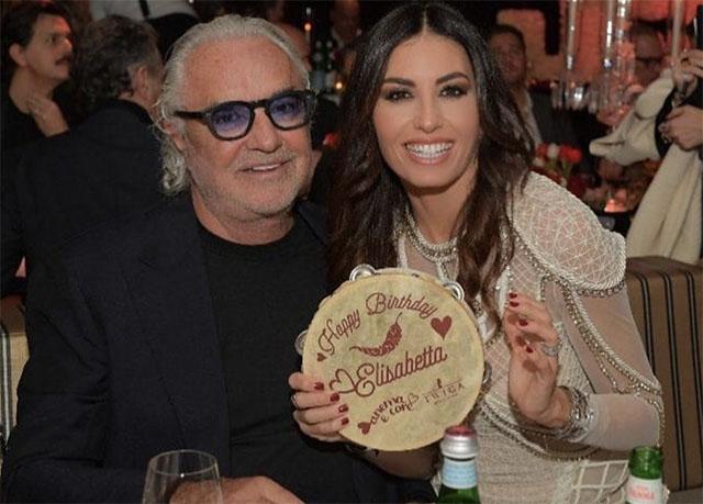 Elisabetta Gregoraci, super festa di compleanno per i 40 anni al Twiga con Flavio Briatore