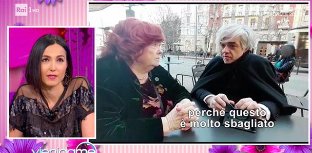 Morgan incontra la mamma Luciana Calnaghi dopo mesi: pace siglata