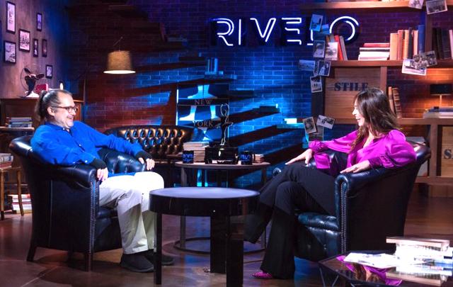 Yari Carrisi è stato ospite di Lorella Boccia nella nuova puntata di 'Rivelo'