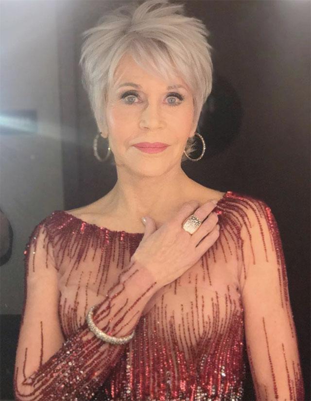 Jane Fonda: 'Bulimica e dipendente dalla chirurgia estetica'