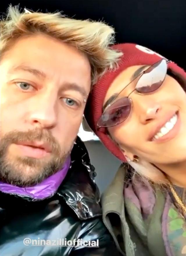 Nina Zilli e Danti escono allo scoperto: sono fidanzati
