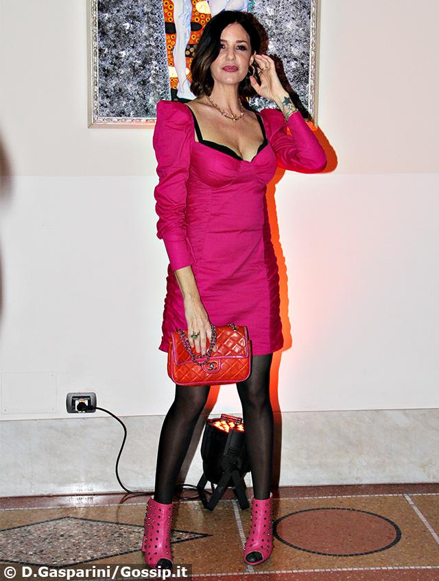 Alessia Fabiani: 'Sono una mamma attrice e i miei figli seguono le mie orme'