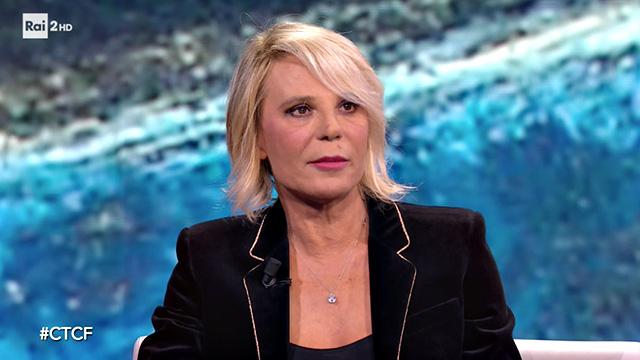 Maria De Filippi, 58 anni, ha spiegato di aver presto delle contromisure per 'arginare' Tina Cipollari, 54, a 'Uomini e Donne'