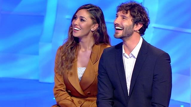 Belen e Stefano De Martino a 'C'è posta per te', lei sul marito: 'Ci ha messo tre anni a tornare a casa...'