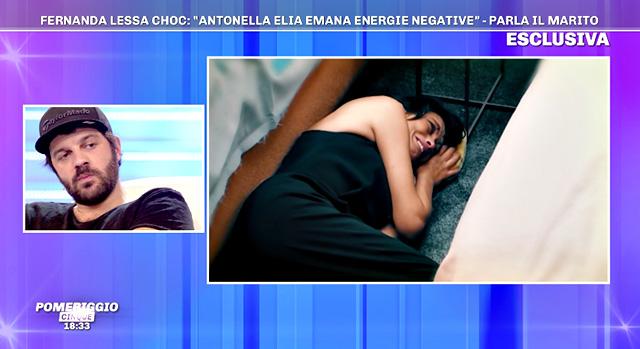 Luca Zocchi, il marito di Fernanda Lessa, contro il GF Vip per il crollo psicologico della moglie
