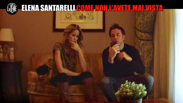 Elena Santarelli finisce in lacrime per lo scherzo de Le Iene