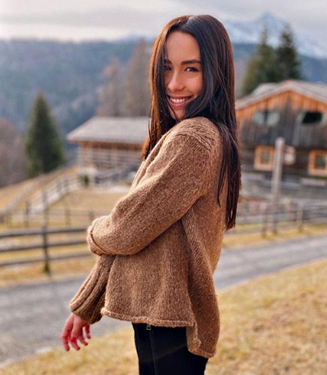Aurora Ramazzotti: 'Sogno di essere un ponte tra i figli di mio padre e le figlie di mia madre'
