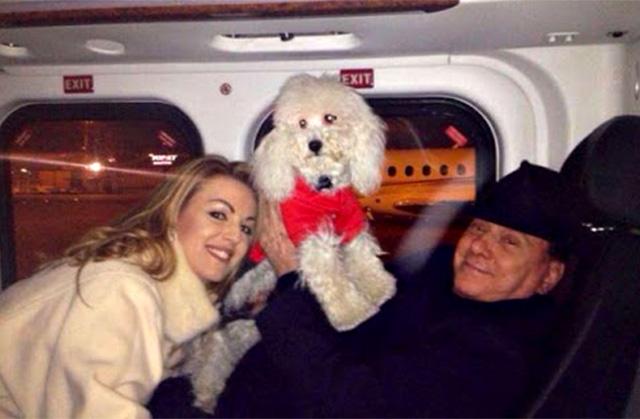 Francesca Pascale e Silvio Berlusconi si sono lasciati
