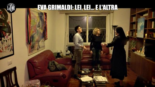 Eva Grimaldi in lacrime per Le Iene: crede che Imma Battaglia l'abbia tradita con una suora