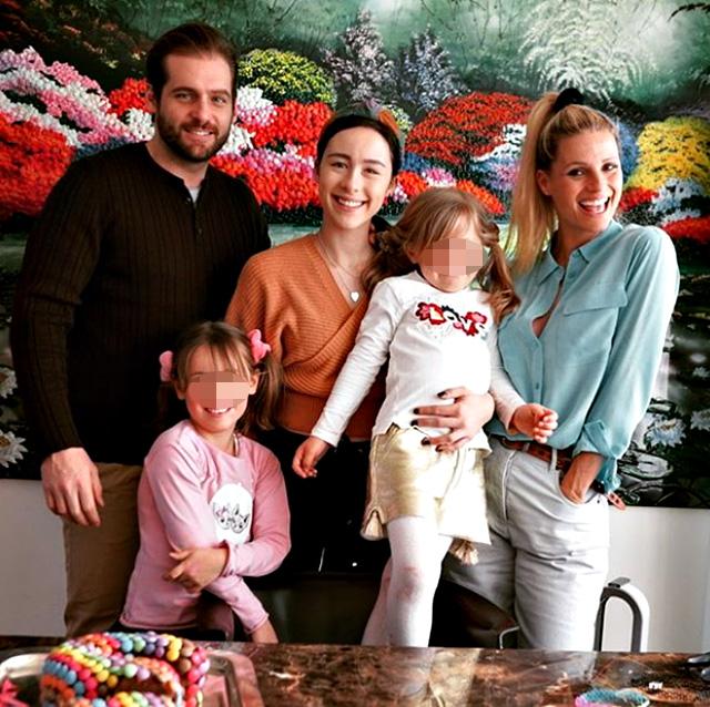 Michelle Hunziker, il compleanno della figlia Celeste lo festeggia a casa