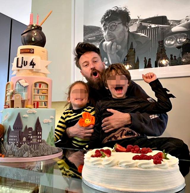 Francesco Facchinetti, 38 anni, ha deciso di annullare la festa della figlia Lavinia a causa del Coronavirus: non bisogna infatti entrare in contatto con nessuno e rimanere chiusi in casa
