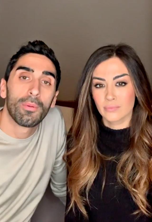 Giorgia Palmas e Filippo Magnini, nozze rimandate per l'emergenza Coronavirus
