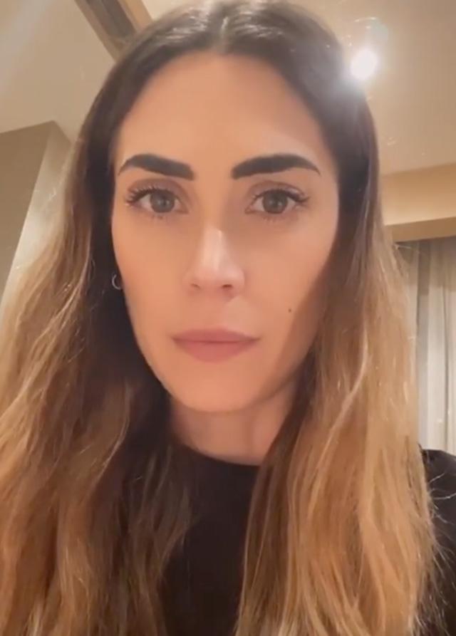 Melissa Satta, sfogo contro gli haters: 'Non sono scappata da Milano per il Coronavirus'