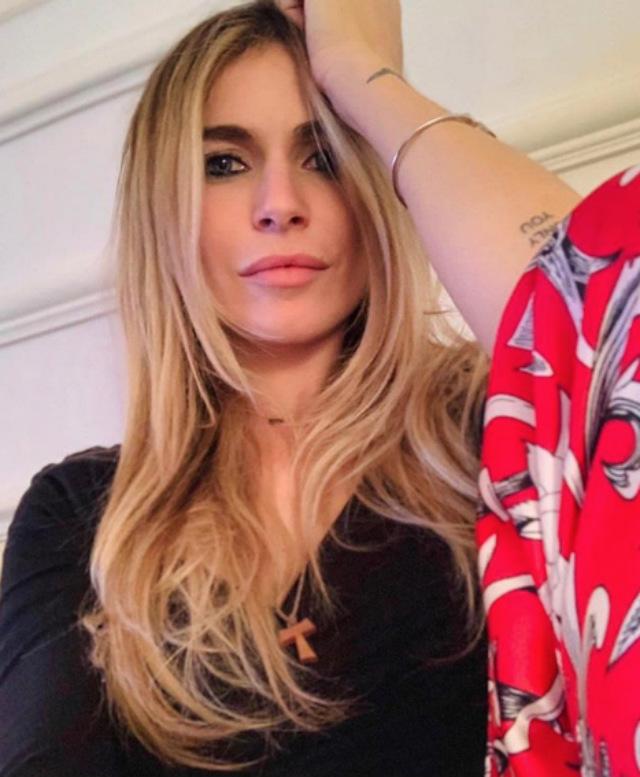 Eleonora Pedron: 'Con Fabio Troiano vado cauta. Ma sento che sono profondamente serena'