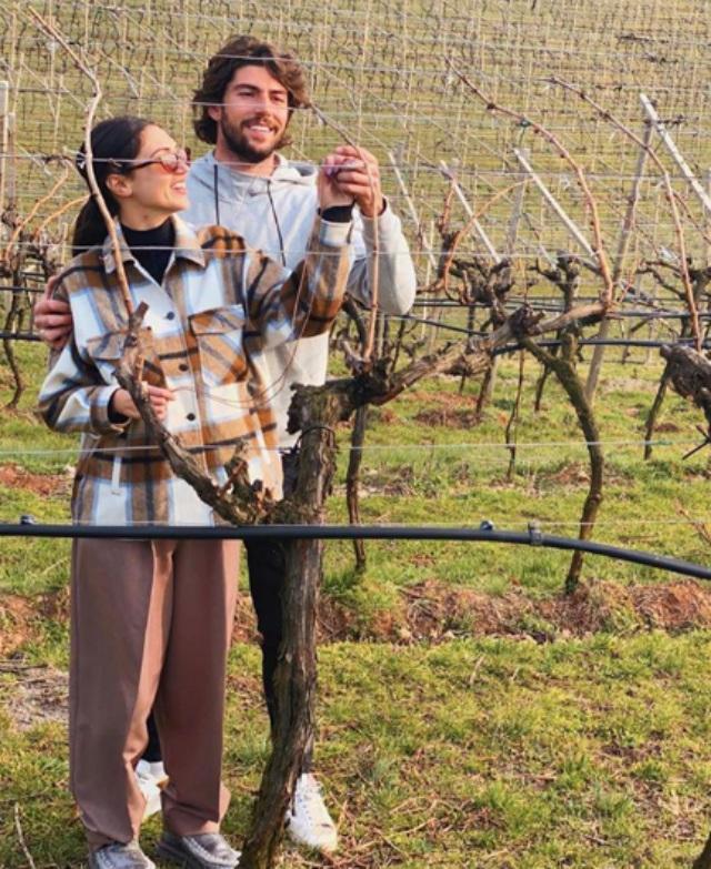 Cecilia Rodriguez e Ignazio Moser dopo la quarantena in Trentino: 'Nostro figlio vogliamo crescerlo qui'