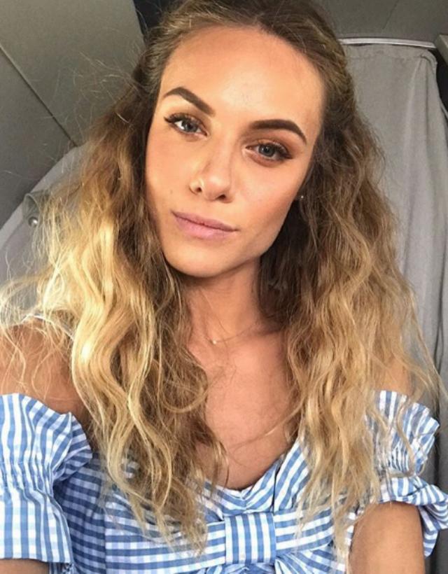 Angela Robusti, event e wedding planner, è legata a Filippo Inzaghi da oltre due anni