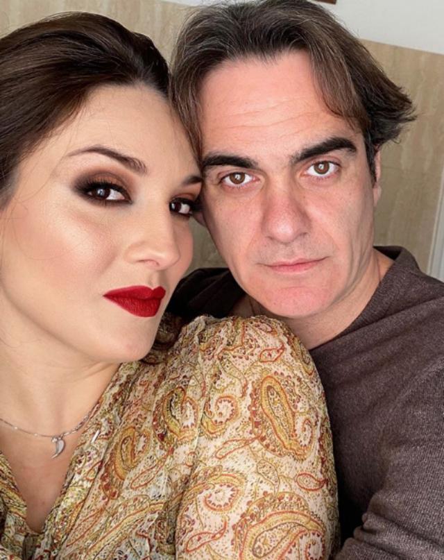 Francesca Manzini si è fidanzata in quarantena: la prima foto in coppia con Christian Vitelli
