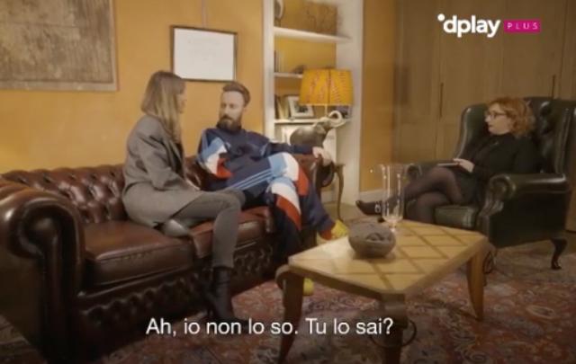 Francesco Facchinetti e Wilma Helena Faissol: terapia di coppia per colpa del telefono