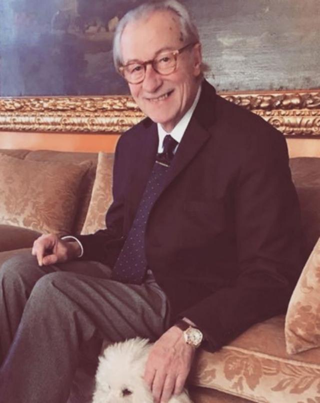 Vittorio Feltri, 77 anni, è stato anche proposto come Presidente della Repubblica da Matteo Salvini e da Giorgia Meloni