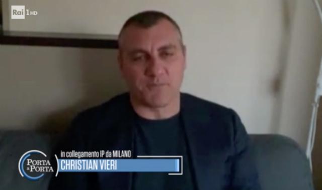 Bobo Vieri ingrassato: 'Ecco quanti chili ho preso in quarantena'