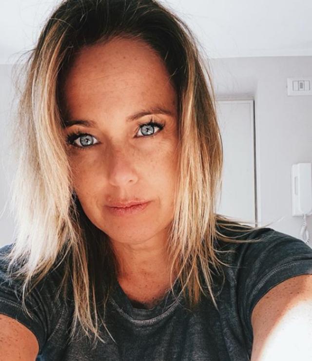 L'unica persona nel mondo dello spettacolo che si è rivelata un'amica disinteressata è stata Sonia Burganelli, moglie di Paolo Bonolis