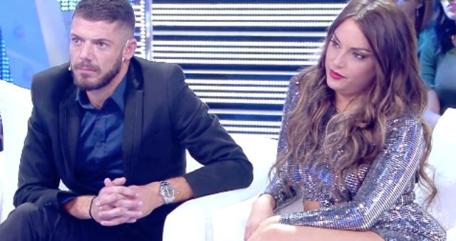 Francesca De André rivela che il fidanzato Giorgio Tambellini ha già un figlio: 'Sta spesso con noi'