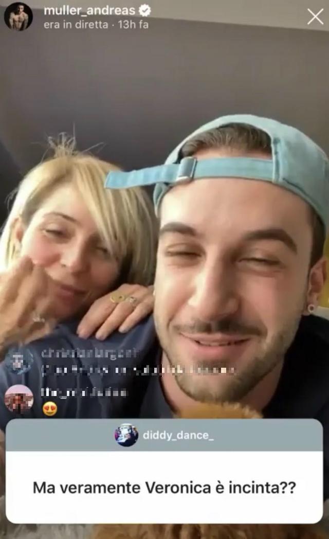 Veronica Peparini è incinta? Andreas Muller la sposa? La coppia risponde alle domane intime dei fan