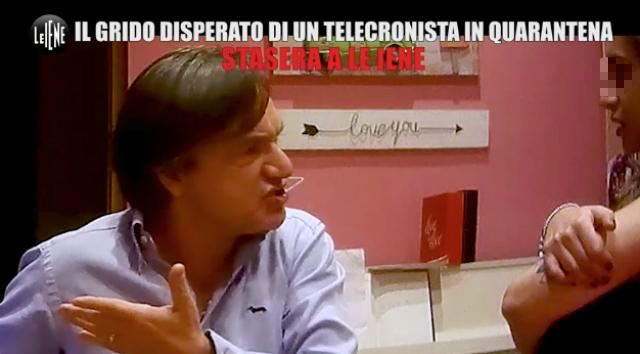 Fabio Caressa, urla e insulti contro la figlia Matilde, tutta colpa de Le Iene