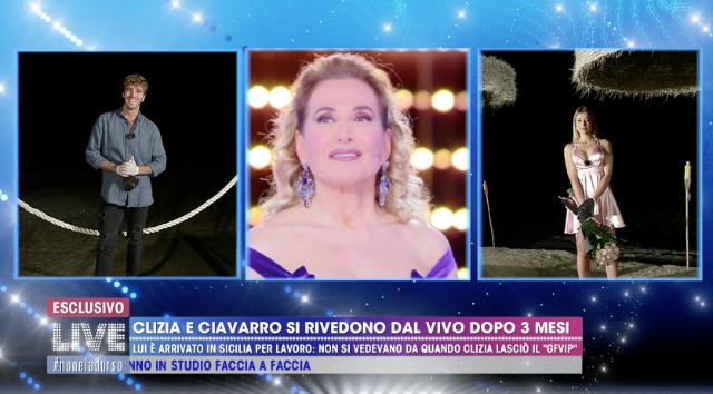 Clizia Incorvaia e Paolo Ciavarro sono di nuovo insieme dopo il GF Vip: le prime immagini