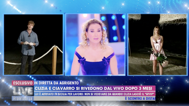 Paolo Ciavarro e Clizia Incorvaia, dopo la figuraccia in tv i social li massacrano: 'Avete fatto una figura di mer*a'