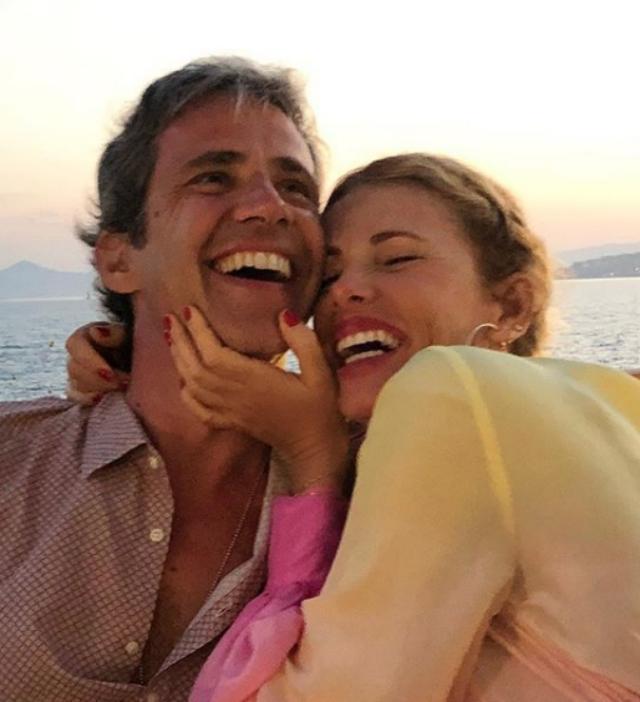 Alessia Marcuzzi e Paolo Calabresti Marconi si sono lasciati? L'addio sarebbe avvenuto durante la quarantena
