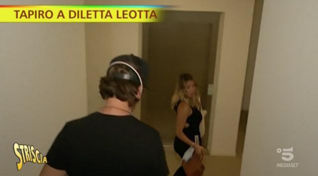 Diletta Leotta in video dopo il furto: 'E' stato orribile. Stavano per portare via anche le scarpe e...'