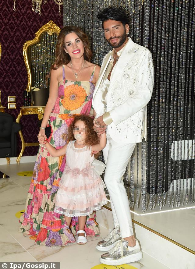 Federico Fashion Style inaugura il nuovo negozio a La Rinascente di Roma con Tina Cipollari e Gianni Sperti