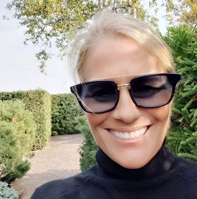 Heather non scambierebbe la saggezza dei 60 anni con la bellezza dei 20