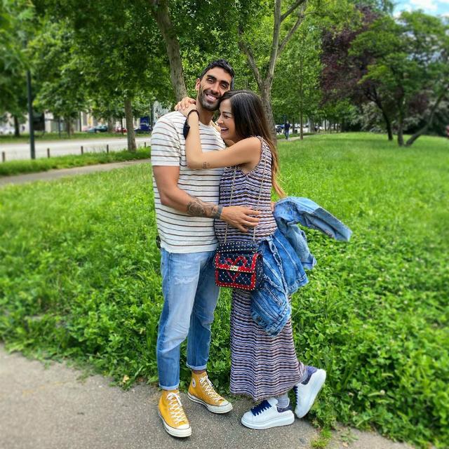 Giorgia Palmas e Filippo Magnini svelano il sesso del loro bebè: sarà femmina!