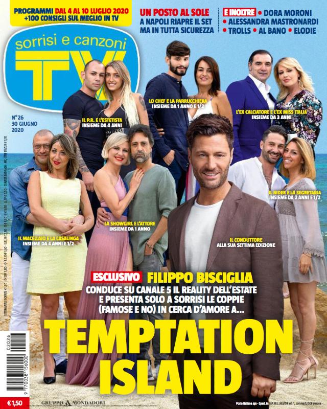 Filippo Bisciglia rivela: 'Ho cenato con Antonella Elia e Manila Nazzaro prima di Temptation'. Ecco perché