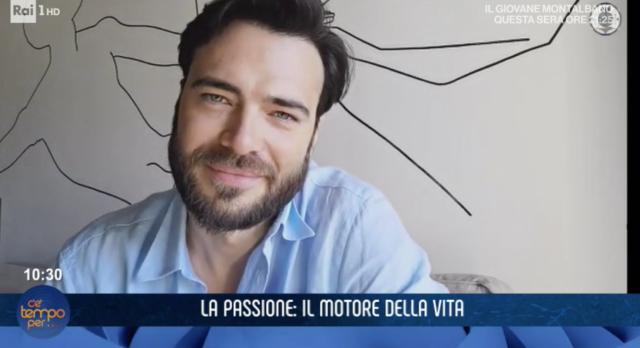 Giulio Berruti non si nasconde più: