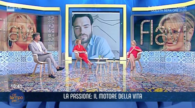 L'attore conferma la storia con l'ex Ministro del governo di Matteo Renzi