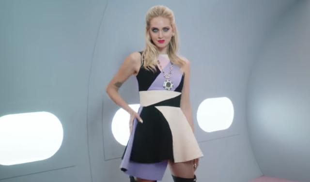 Chiara Ferragni, esce il videoclip di 'Non mi basta più' con Baby K: le immagini