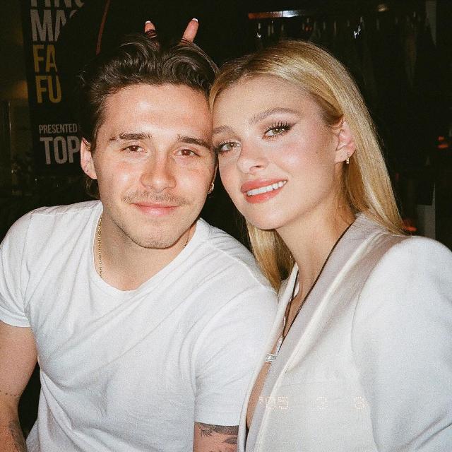 Brooklyn con Nicola Peltz, 25, che dovrebbe sposare il prossimo anno