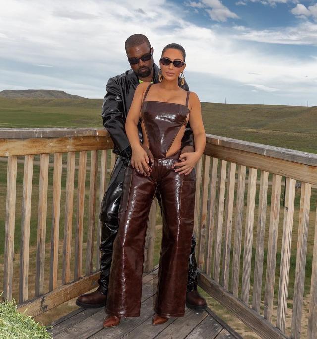 Kim Kardashian, 39 anni, sarebbe furiosa col marito Kanye West, 43