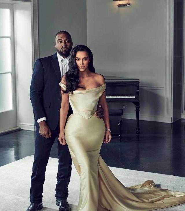 Kanye West, 43 anni, insieme a Kim Kardashian, 39: ha dichiarato di stare provando a divorziare da lei da due anni