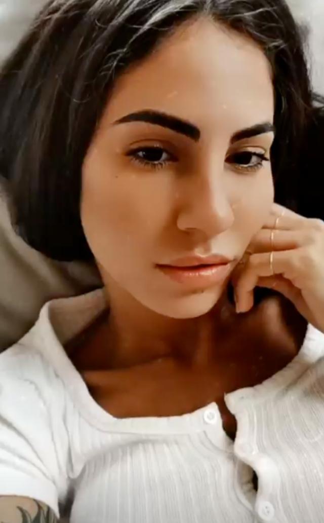 Giulia De Lellis ha la febbre: dubbio Coronavirus, ma per lei è lo stress