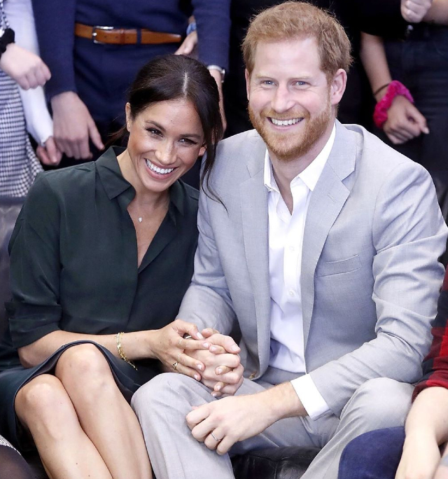 Meghan Markle, 38 anni, e il Principe Harry, 35: lui aveva un account Instagram segreto
